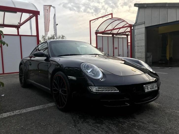 PORSCHE 911 Carrera S (Coupé) Porsche 1