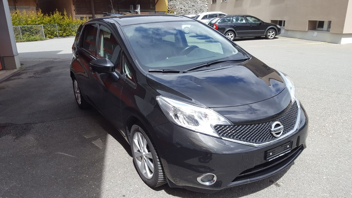 Nissan Note Nissan 1
