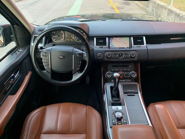 LAND ROVER Range Rover Sport 3.0 TDV6 Autobiography Land Rover 4