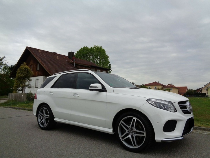 MERCEDES-BENZ GLE 500 e 4Matic 7G Tronic Mercedes 1