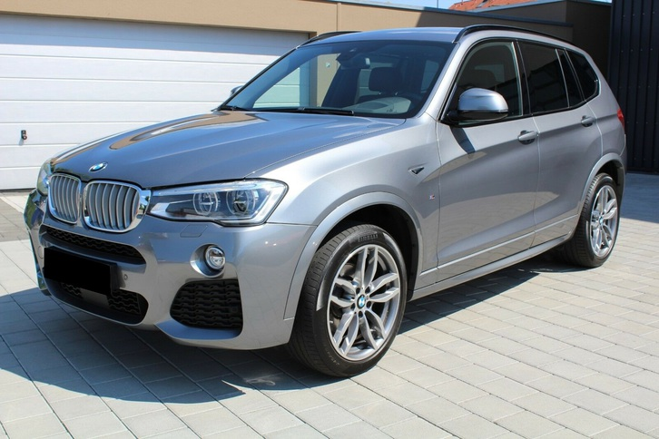 BMW X3 xDrive 30d Steptronic BMW 1