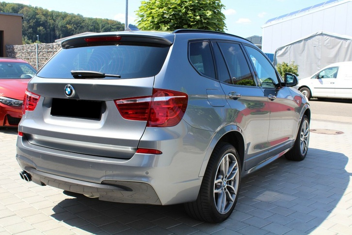 BMW X3 xDrive 30d Steptronic BMW 2