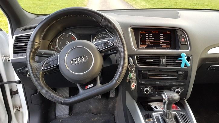 AUDI Q5 3.0 TDI quattro S-tronic Audi 4