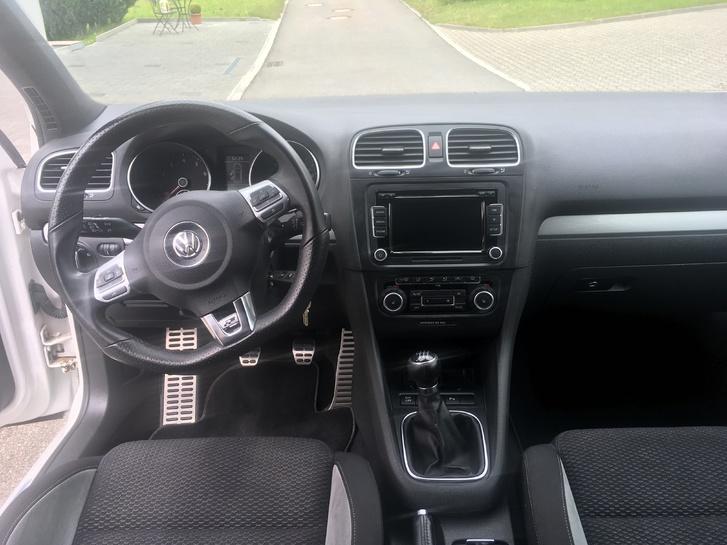 VW Golf VI  R-line Sport VW 4