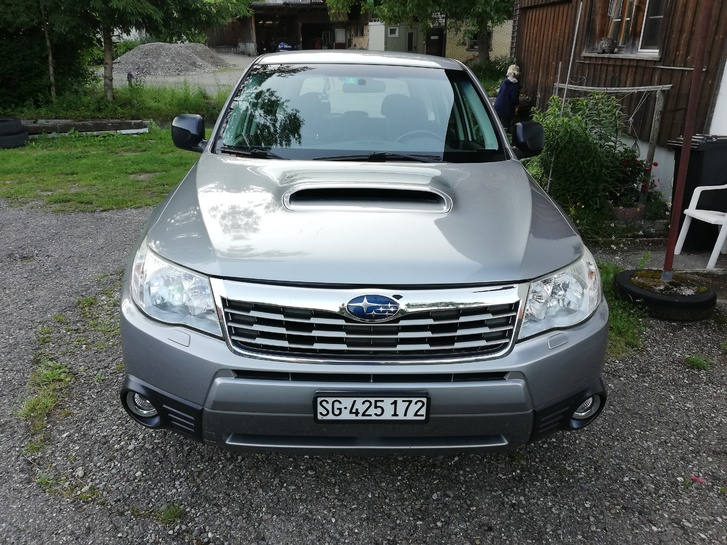 Forester Subaru 1