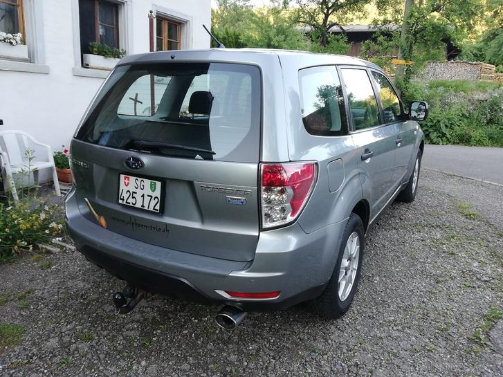 Forester Subaru 2