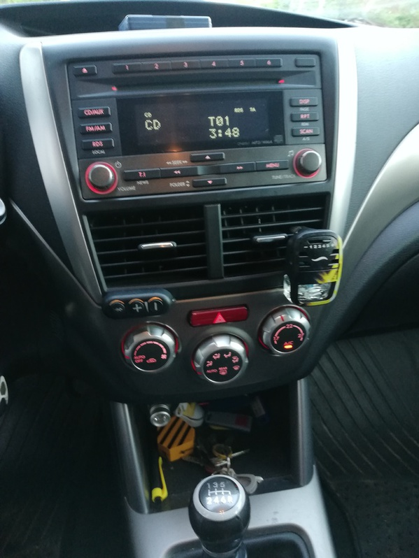 Forester Subaru 4