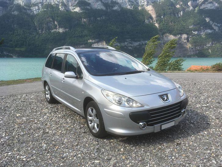 Peugeot 307 SW 2.0 16V Platinum Edition Peugeot 1