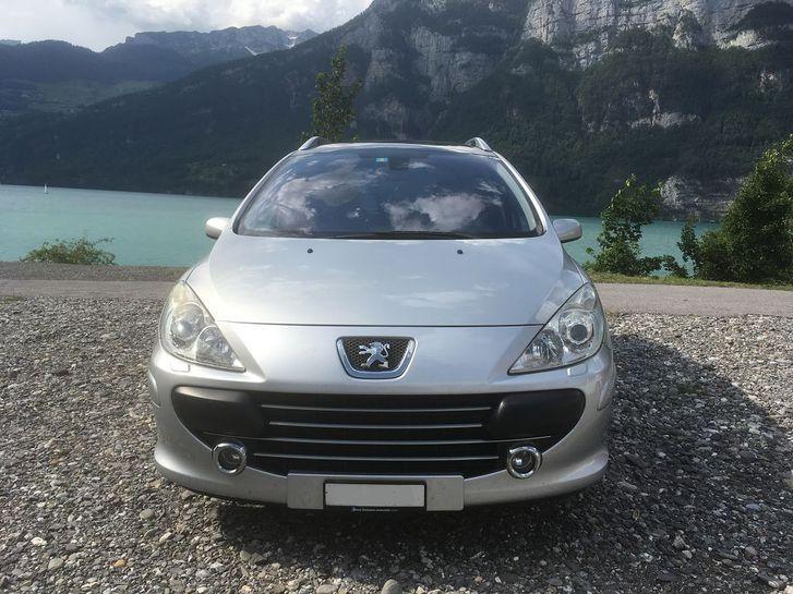Peugeot 307 SW 2.0 16V Platinum Edition Peugeot 2