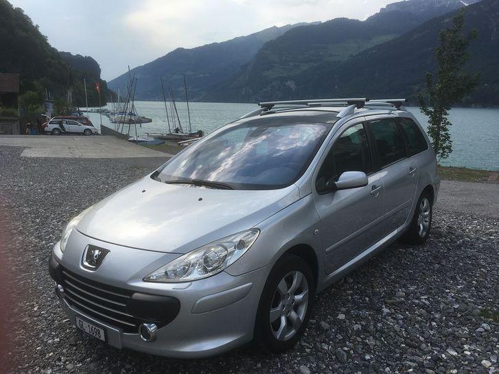 Peugeot 307 SW 2.0 16V Platinum Edition Peugeot 3