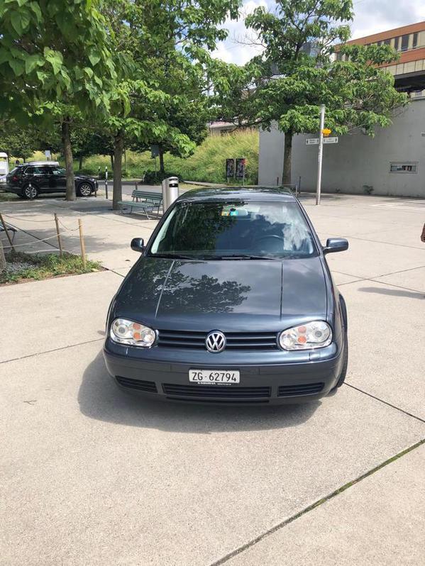 Golf GTI VW 1