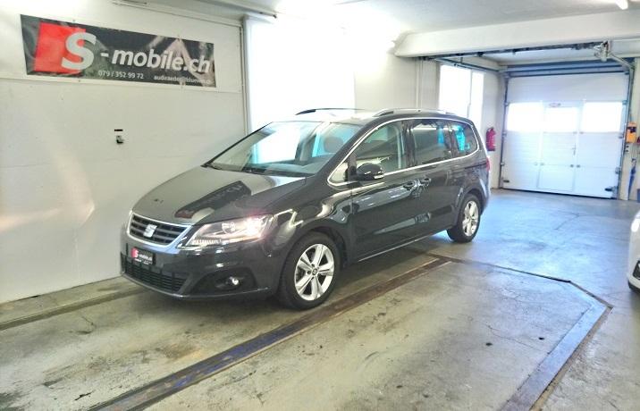 SEAT Alhambra 1.4 TSI Style DSG Paket 7-Sitzer  Seat 2