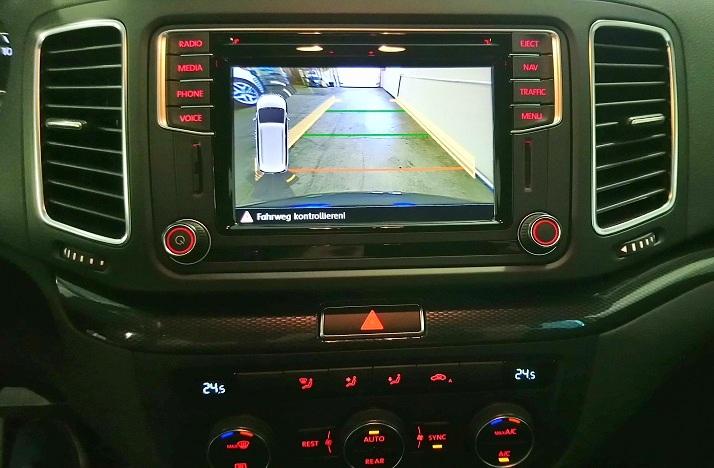 SEAT Alhambra 1.4 TSI Style DSG Paket 7-Sitzer  Seat 4