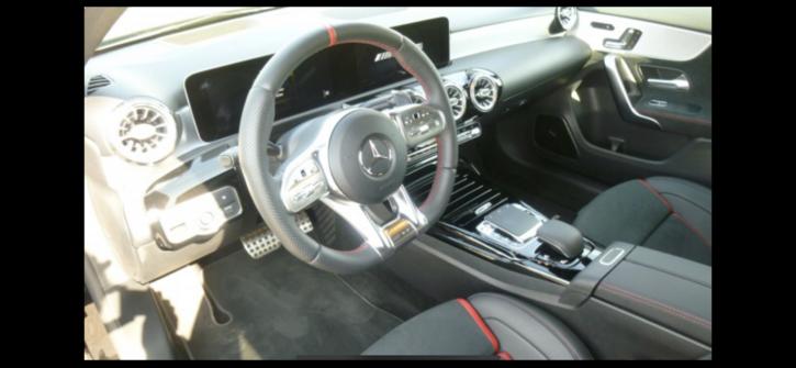 Mercedes Benz A35 AMG Mercedes-Benz 3