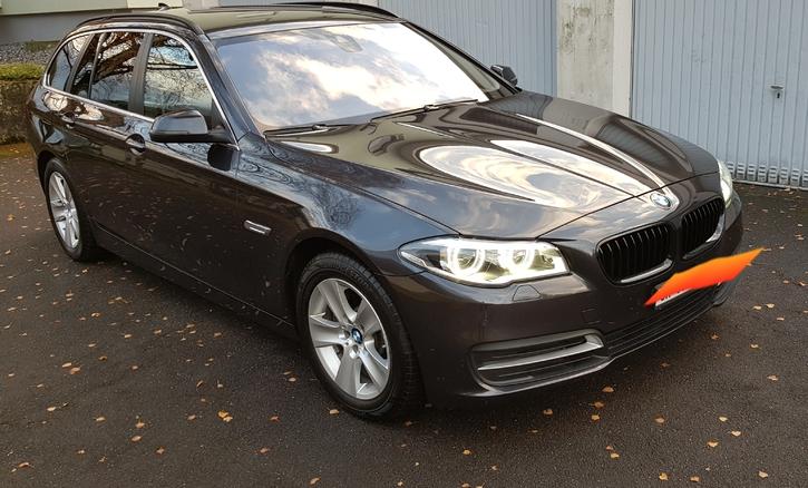 BMW 530d Touring xDrive Steptronic ( Kombi) BMW 1