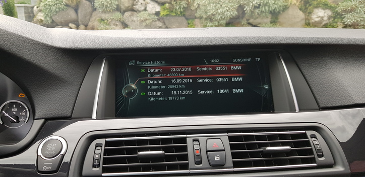 BMW 530d Touring xDrive Steptronic ( Kombi) BMW 3
