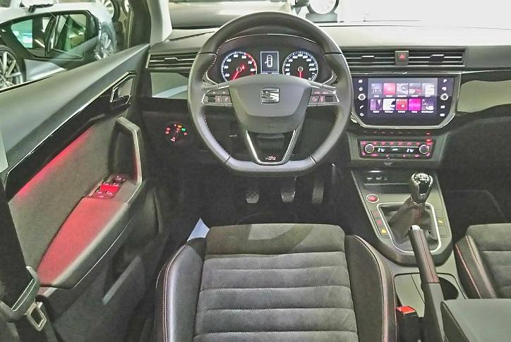SEAT Ibiza 1.0 FR Line ALCANTARA, LED, KAMERA  Seat 3