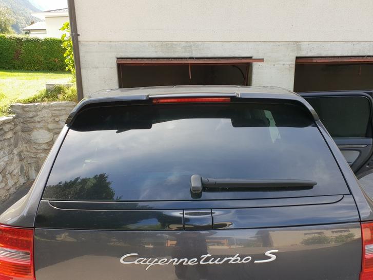 Porsche Cayenne Turbo S Porsche 4