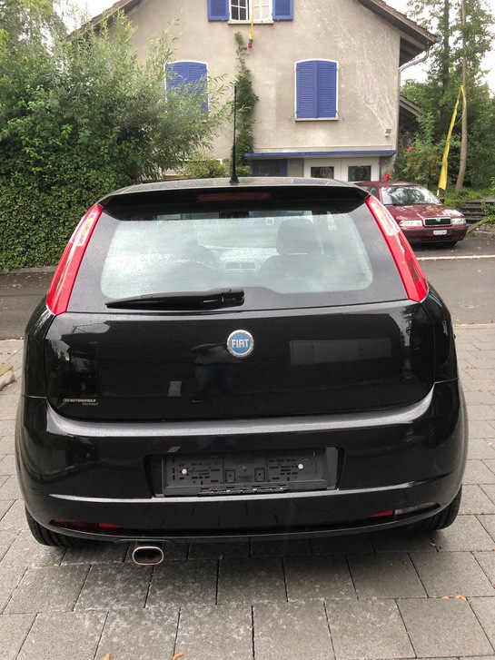 FIAT GRANDE PUNTO Sport Fiat 3