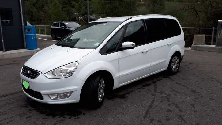 Ford galaxy 1.6 tdi Ford 1