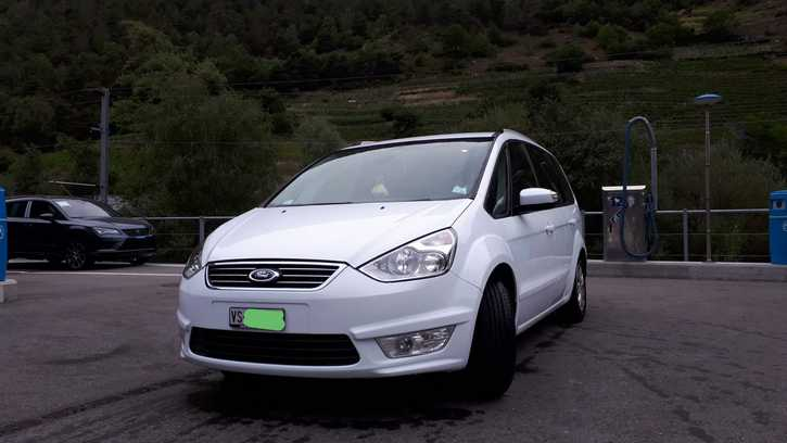 Ford galaxy 1.6 tdi Ford 2