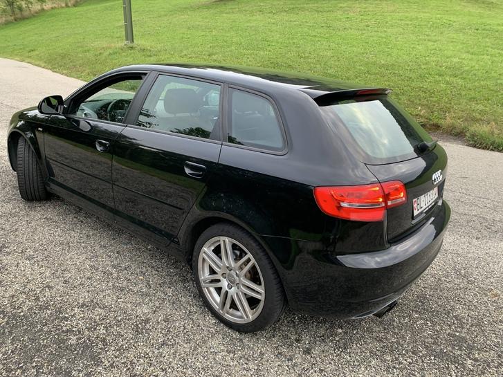Audi A3 Sline TFSI Audi 3