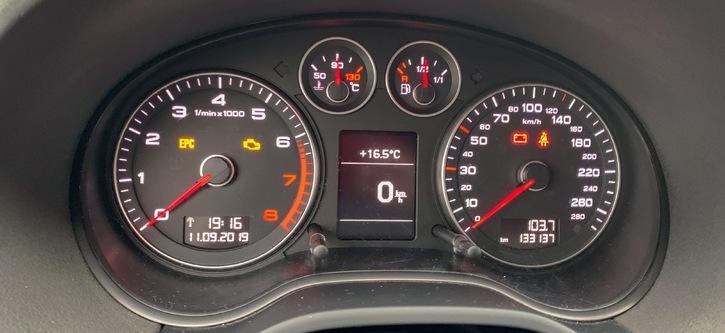 Audi A3 Sline TFSI Audi 4