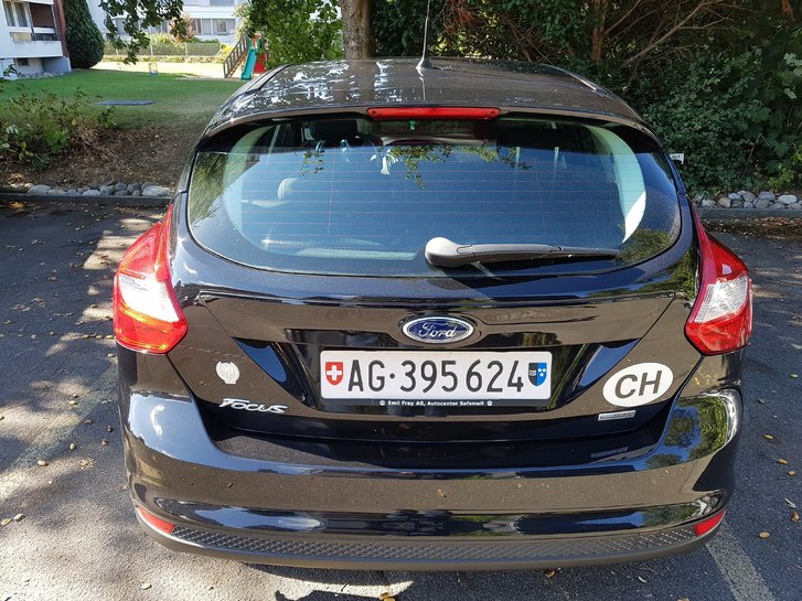 Focus 1.6 TDCi ECO Ford 1