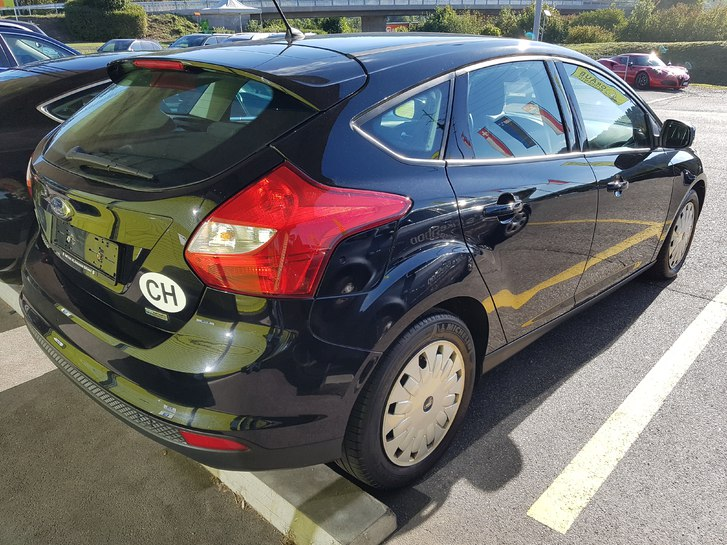 Focus 1.6 TDCi ECO Ford 4