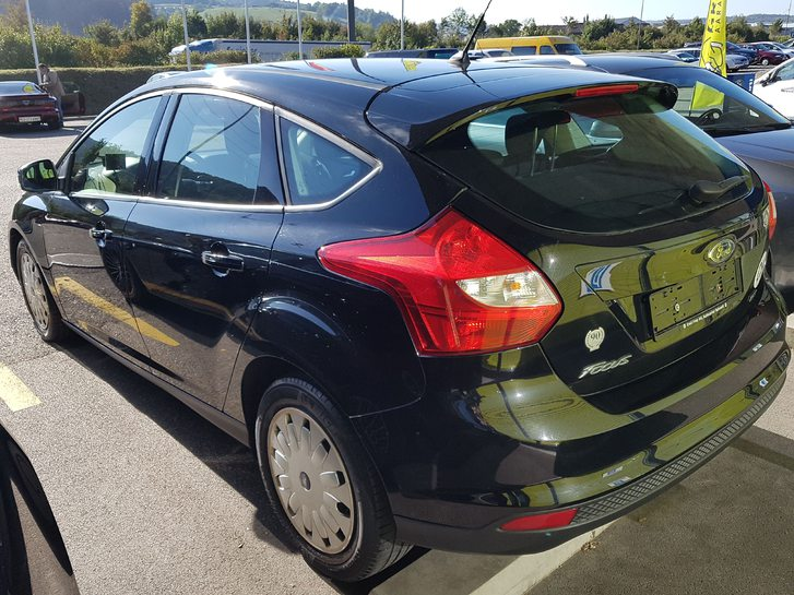 Focus 1.6 TDCi ECO Ford 3