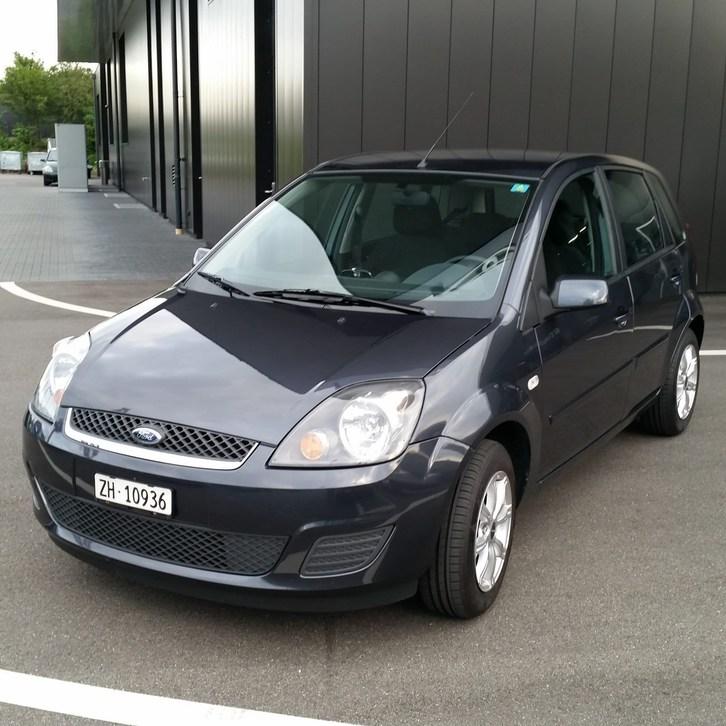 FORD Fiesta 1.4 16V (FRISCH AB MFK) Trend  Ford 1