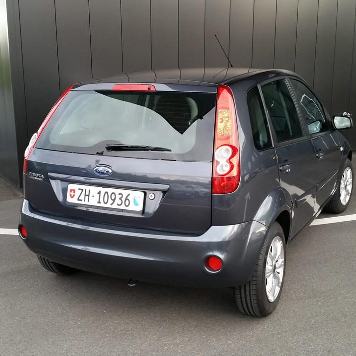 FORD Fiesta 1.4 16V (FRISCH AB MFK) Trend  Ford 2