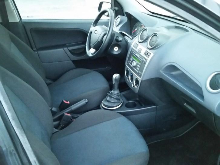 FORD Fiesta 1.4 16V (FRISCH AB MFK) Trend  Ford 4