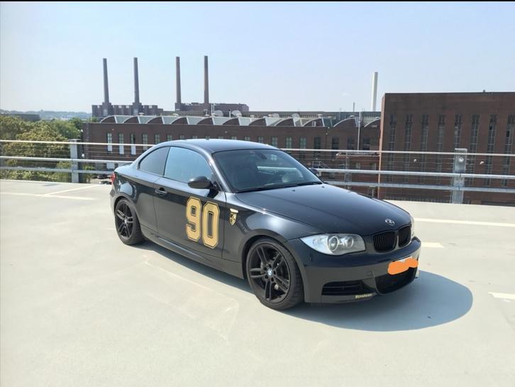 Sportlich in top Zustand  BMW 1