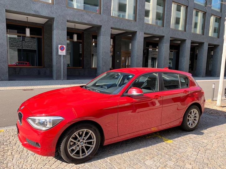 BMW 1-er Automat BMW 1