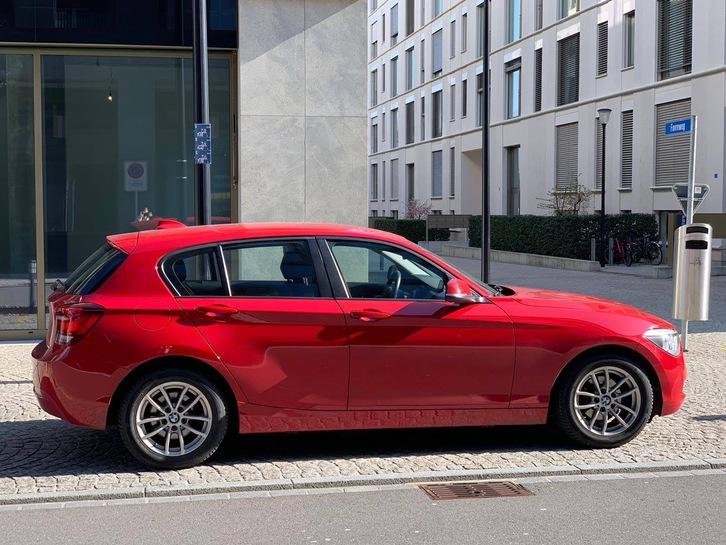 BMW 1-er Automat BMW 2