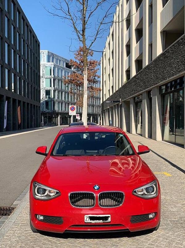 BMW 1-er Automat BMW 3