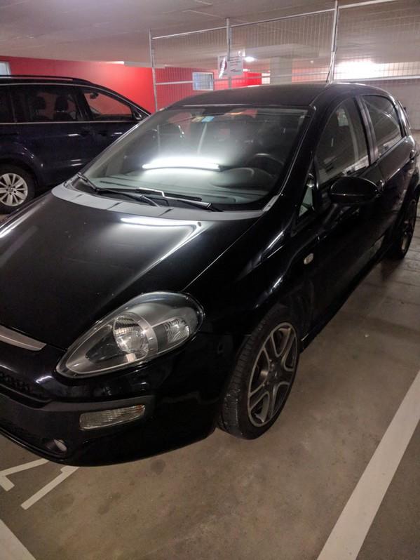 Fiat Punto Fiat 1