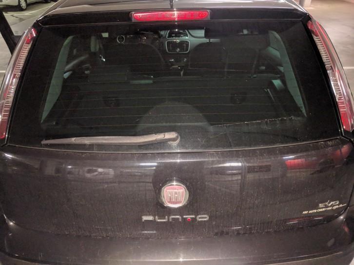 Fiat Punto Fiat 3