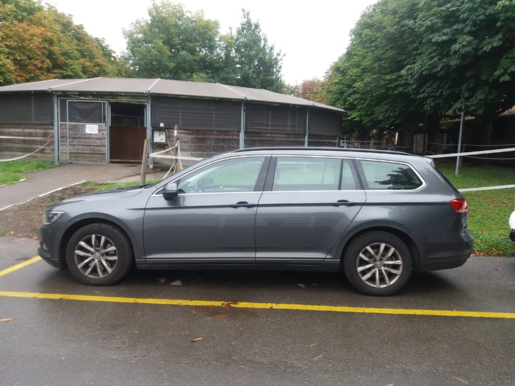 VW Passat Comfortline VW 1