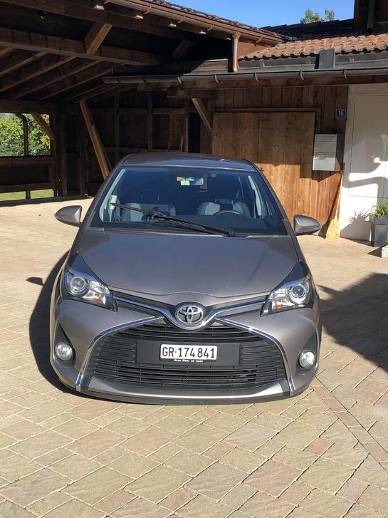 Toyota Yaris Toyota 1