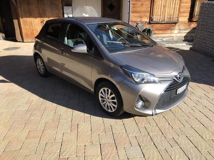 Toyota Yaris Toyota 2