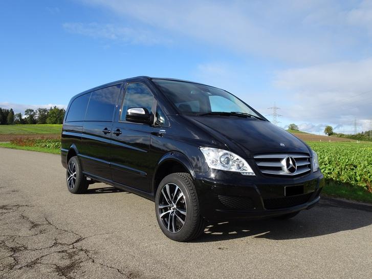 MERCEDES-BENZ Viano 2.2 CDI Blue Eff. Ambiente Ed. L 4Matic Mercedes 1