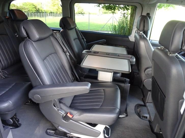 MERCEDES-BENZ Viano 2.2 CDI Blue Eff. Ambiente Ed. L 4Matic Mercedes 2