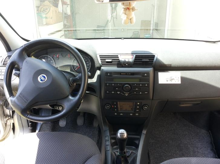 Fiat Stilo 1.8 16V Fiat 3