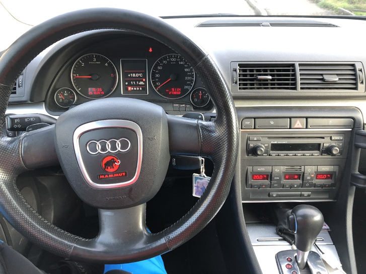Audi A4 Avant 2.0 TDI 140 Audi 3