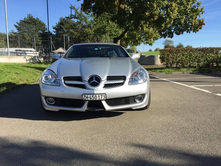 Mercedes 200slk  --------- 1