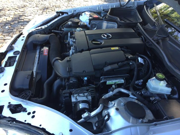 Mercedes 200slk  --------- 3