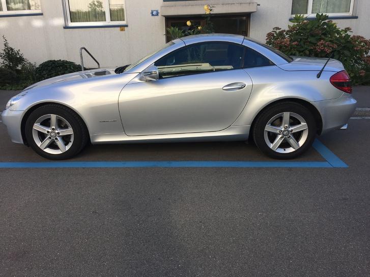 Mercedes 200slk  --------- 4