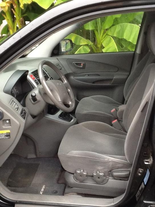 Hyundai Tucson 2.0 --------- 2